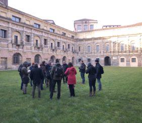 Sopralluogo a Palazzo Ducale